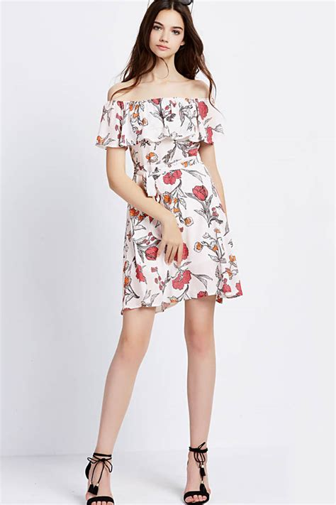 Casual floral dresses