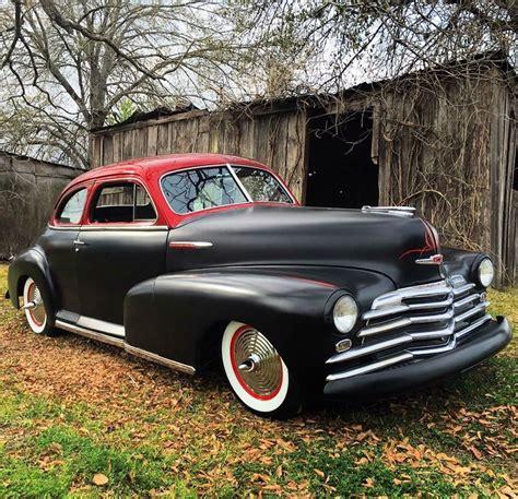 Sold On Streetrodding 1948 Chevy Coupe  By Streetroddingcom