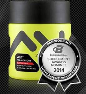 Neon Sport's High Powered Pre Workout Neon Sport Volt