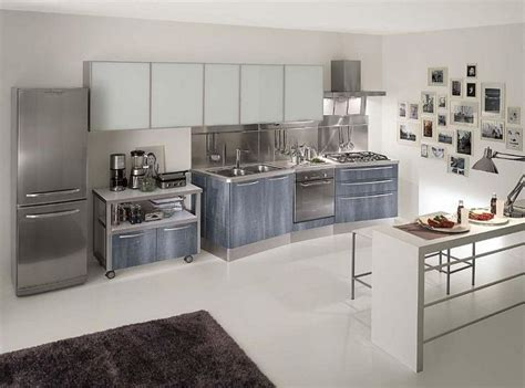 stainless steel kitchen ideas 21 awesome stainless steel kitchen design ideas