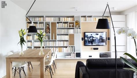 Fresh Delightfully Modern Interiors From A Architectural Studio by Fresh Delightfully Modern Interiors From A