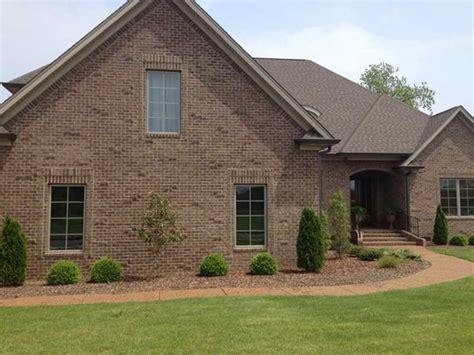 house exterior ideas curb appeal bricks house house