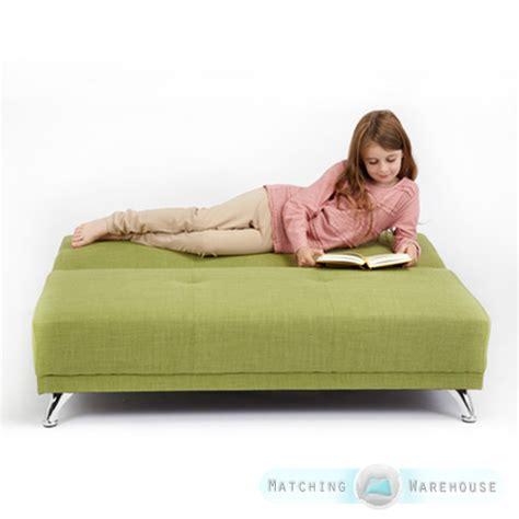 canapé lit pliant canapé 2 places clic clac enfants lit pliant clients