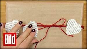 Geschenke Richtig Verpacken : packpapier geschenke richtig verpacken youtube ~ Markanthonyermac.com Haus und Dekorationen
