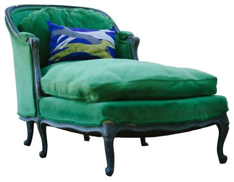 vintage style chaise lounge vintage style chaise traditional indoor chaise