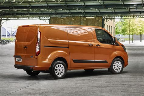 New Ford Transit Custom For Info Pictures