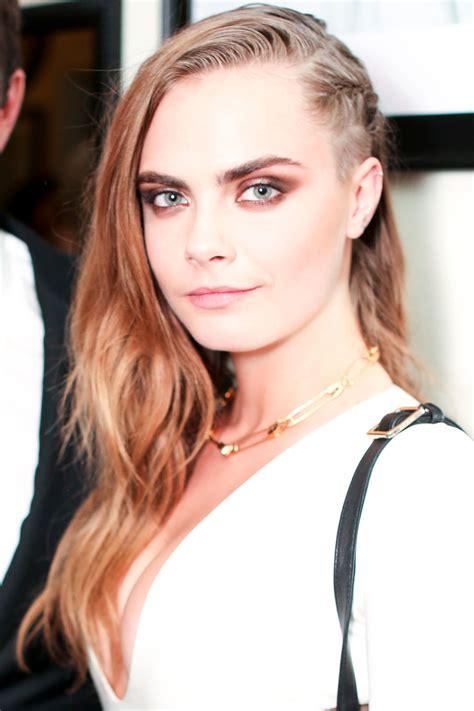 undercut hair  women statement celeb styles