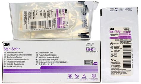 3m R1540 Steri-strip Skin Closure Strips