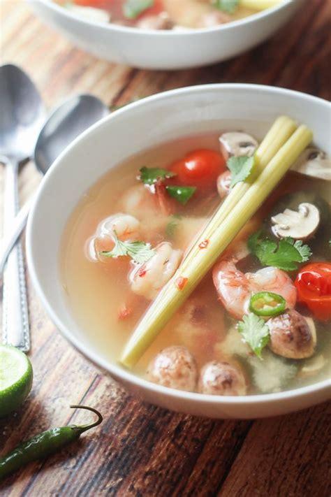 tom yum soup recipe 1000 ideas about tom yum soup on pinterest authentic thai recipes thai tom yum soup and thai