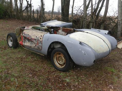 Project For Sale by 1959 Chevrolet Corvette Project For Sale