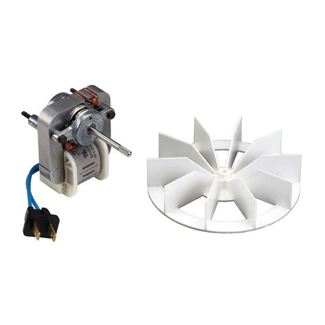 broan metal bath fan motor broan replacement motor and impeller for 659 and 678