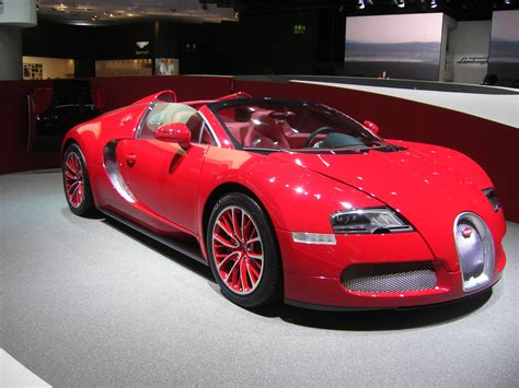File:Bugatti Veyron 16.4 Grand Sport at the Frankfurt ...