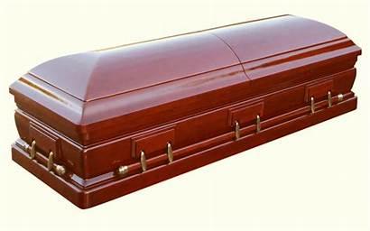 Coffin Casket Funeral Mahogany Coffins Clipartmag Lid