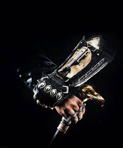 Creed Assassin Blade Hidden Syndicate Forever Jacob
