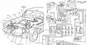 free auto wiring diagram 1966 mustang ignition wiring diagram With ford mustang wiring diagrams further 1995 ford mustang wiring diagram