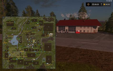 production map  ls farming simulator