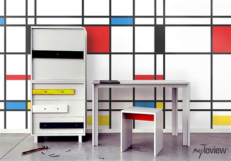 piet mondrian inspiration inspiration by artist piet mondrian on behance