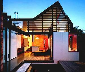 Rest, House, Contemporary, Architecture, Design, Charming