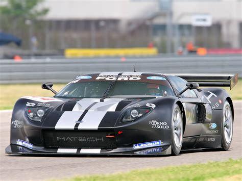 2007 Matech Racing Ford Gt Supercar Supercars Race Racing