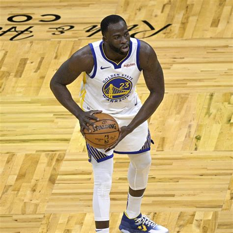 Draymond Green Ruled Out for Warriors vs. Raptors with ...