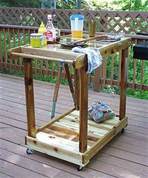 outdoor prep table plans outdoor grill prep table future diy projects pinterest