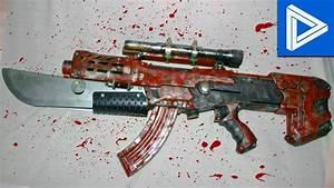 10 Deadliest Zombie Apocalypse Weapons - YouTube