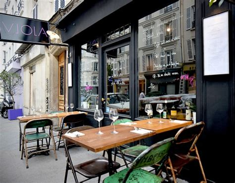 cuisine designer italien viola a modern restaurant in les batignolles