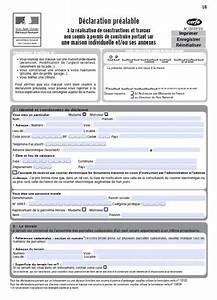 Declaration Achevement Travaux : formulaires t l chargeables ~ Melissatoandfro.com Idées de Décoration
