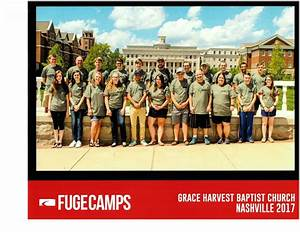 Youth – Grace Harvest Baptist Church