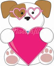 Cute Dog Face Clip Art