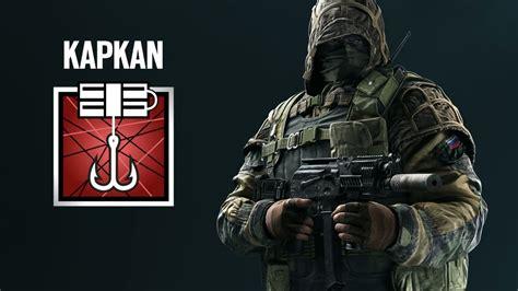 Tom Clancy S Rainbow Six Siege Wallpaper Rainbow Six Siege Quot Kapkan Quot Operator 39 S Video Youtube