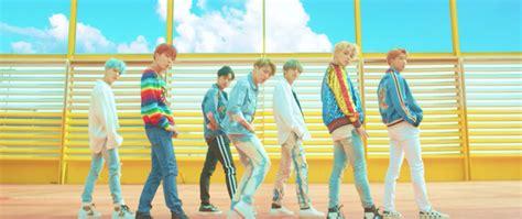 BTS DNA Video Fashion - College Fashion