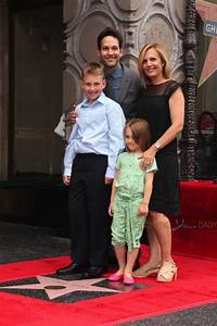Paul Rudd Celebrates Hollywood Walk of Fame Star With His ...