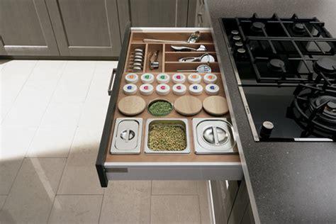 photo le guide de la cuisine tiroirs  epices