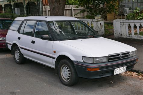 File1995 Toyota Corolla (ae95r) Xl Station Wagon (201511