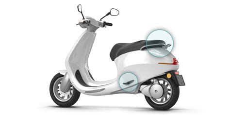 New Dutch-built Electric Scooter Claims 400 Km Range With