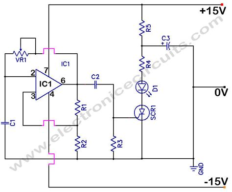 Infrared Remote Control Switch Electronic Circuits