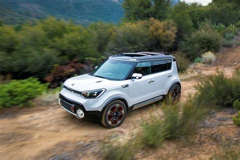 Kia Soul Trailster by 2015 Kia Trail Ster Concept Gets Electric Awd Kia News