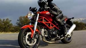 Ducati Monster 695 I E  2007