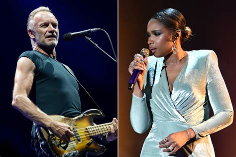 How to use sting in a sentence. Sting, Jennifer Hudson to Perform at Global Citizen Prize ...