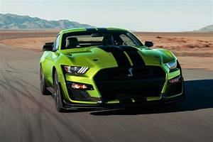 The 2020 Ford Mustang Shelby GT500 Is Bringing The Heat With 760 HP!