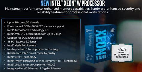 intel xeon  processors  professional workstations