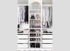 Ikea Schrank Pax Schuhe Und Mein IKEA PAX Kleiderschrank