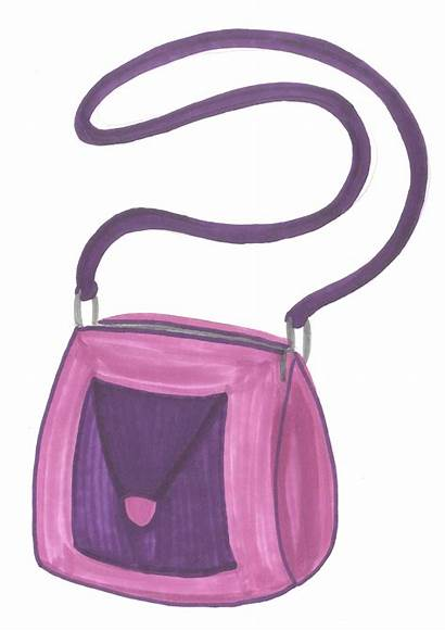 Purse Clipart Clip Cliparts Handbag President Vice