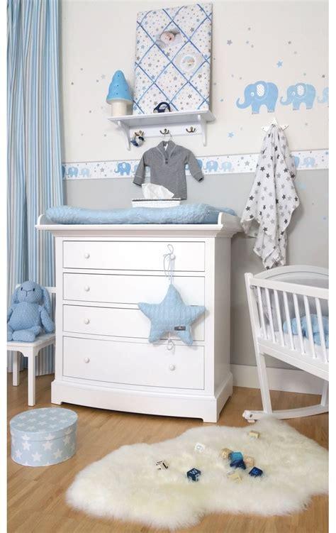 Kinderzimmer Junge Grau by Kinderzimmer Bord 252 Re Elefanten Blau Grau Selbstklebend