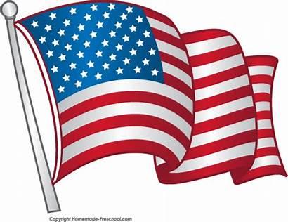 Flag American Clip Clipart Flags Metal