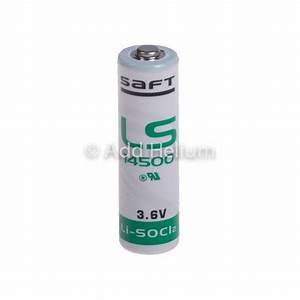 Lithium Aa Batterie : saft ls14500 ba lithium aa battery ~ Orissabook.com Haus und Dekorationen