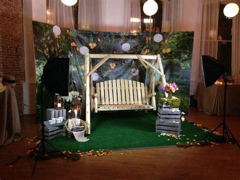 garden photobooths backdrops eventplanning