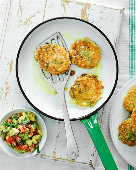 sweetcorn fritters delicious magazine