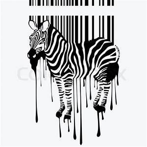 Barcode Nummer Suchen : die abstrakte vektor zebra silhouette mit flecken barcode eps 8 stock vektor colourbox ~ Eleganceandgraceweddings.com Haus und Dekorationen